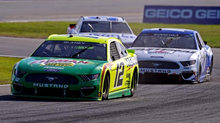 NASCAR DFS: 2021 Pennzoil 400 at Las Vegas Motor Speedway DraftKings Lineup Plays