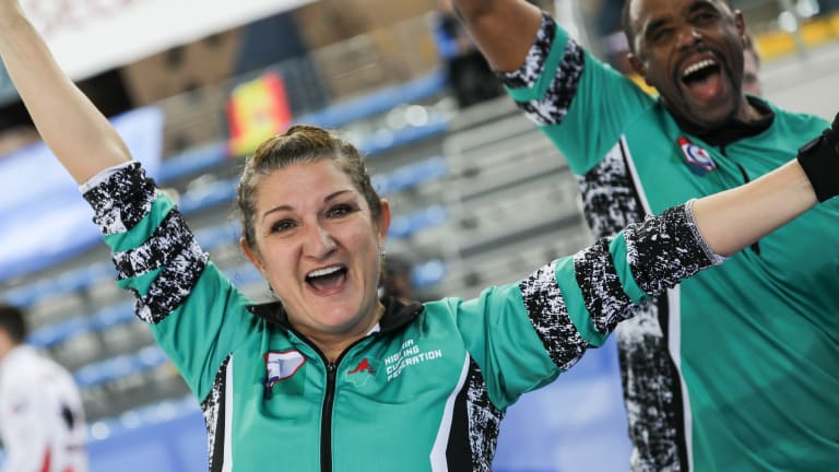 A Brief History of African Curling