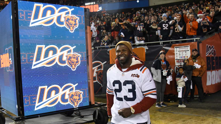 How will Hall-of-Fame voters view Devin Hester in 2022? Let the debate begin