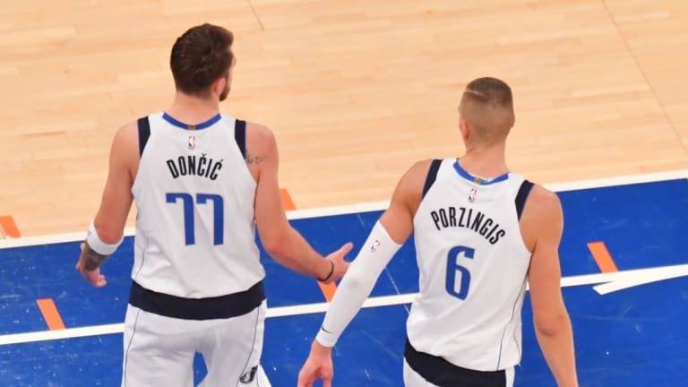 Mavs Donuts: 'Good Signs' From Luka & Porzingis In Another Win