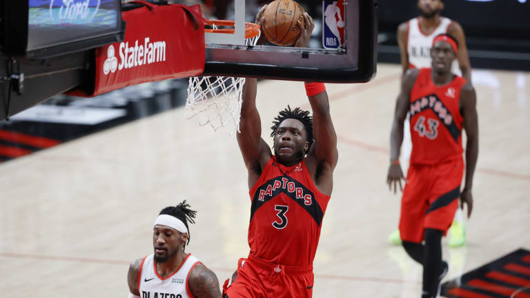 OG Anunoby Is Evolving Into An Even Better Version of Himself