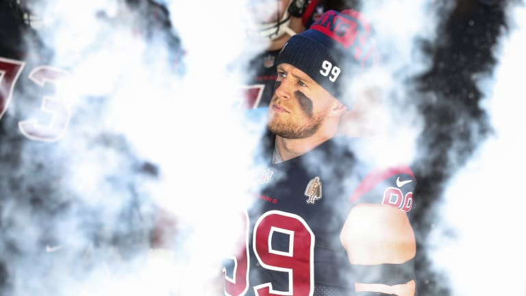 J.J. Watt Chooses the Cardinals, a QB's Playbook for Leaving Town, Forecasting Franchise Tags | The Weak-Side Podcast