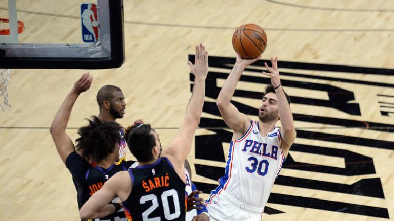 Sixers' Furkan Korkmaz Looks Forward to Having a Strong Second-Half Season
