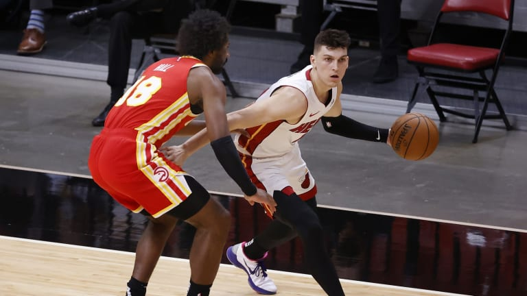 Miami Heat's Precious Achiuwa and Tyler Herro Among Rising Stars Selection