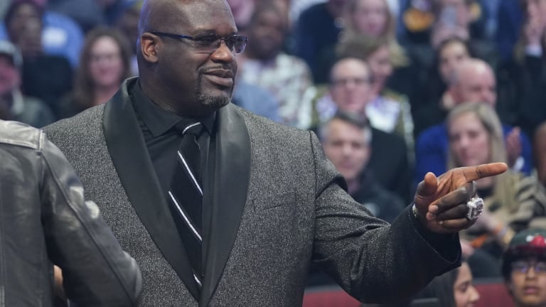 """Shaq on the Clippers: """"I'm not worried about them. They're old-school veterans."""""""