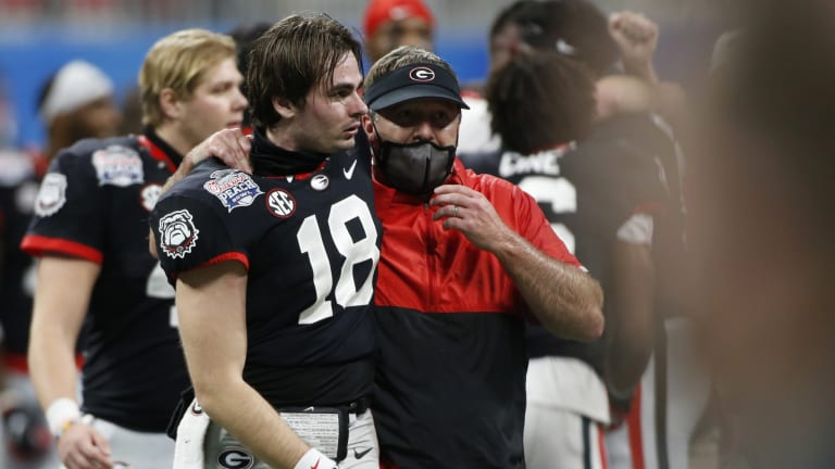 SEC East Spring Preview: Can JT Daniels Put Georgia Back On Top?