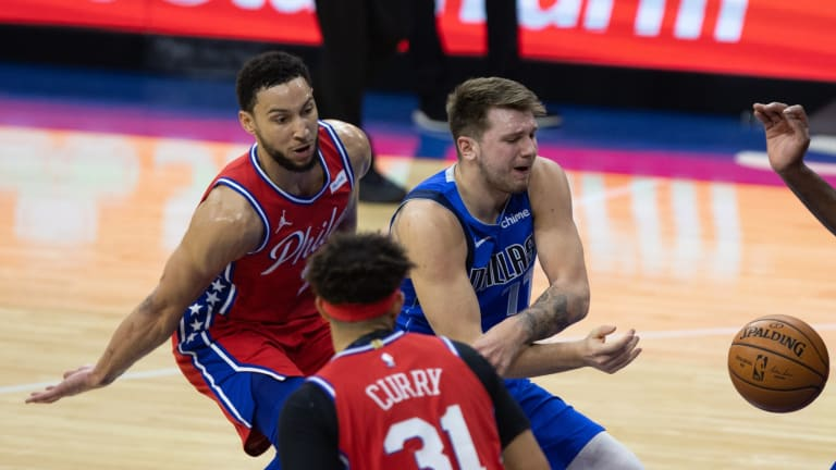 Sixers' Ben Simmons Jumps Jazz's Rudy Gobert on NBA's DPOY Rankings