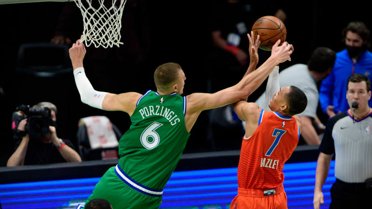Mavs Step Back LIVE: Dallas Downs OKC; NBA Trade Talk