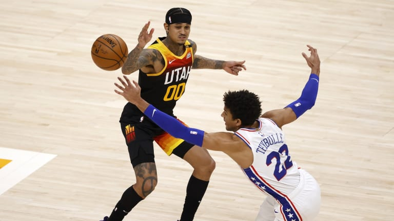 Sixers, Red Bull Make Donations for Every Steal Matisse Thybulle Gets This Season