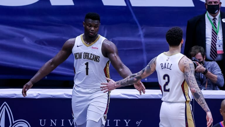 Miami Heat at New Orleans Pelicans Preview