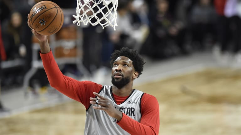Sixers' Joel Embiid Explains Decision to Play in 2021 NBA All-Star Game