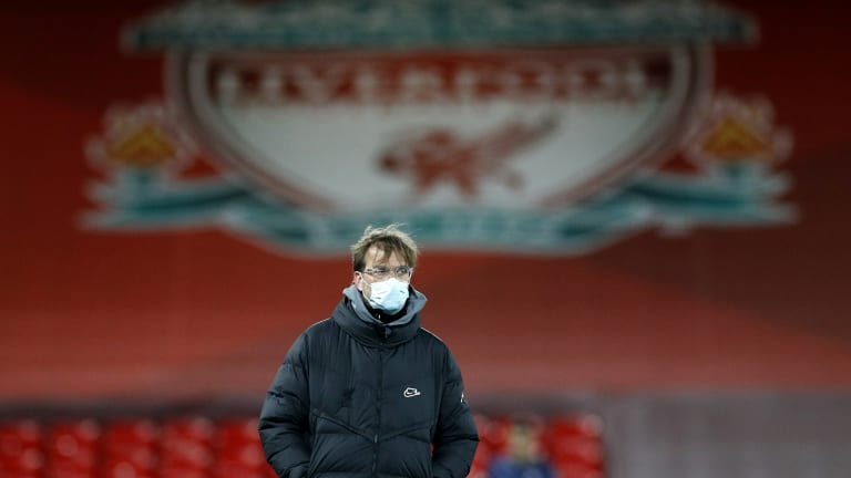 """Jurgen Klopp: """"We cannot say it is only at home"""""""