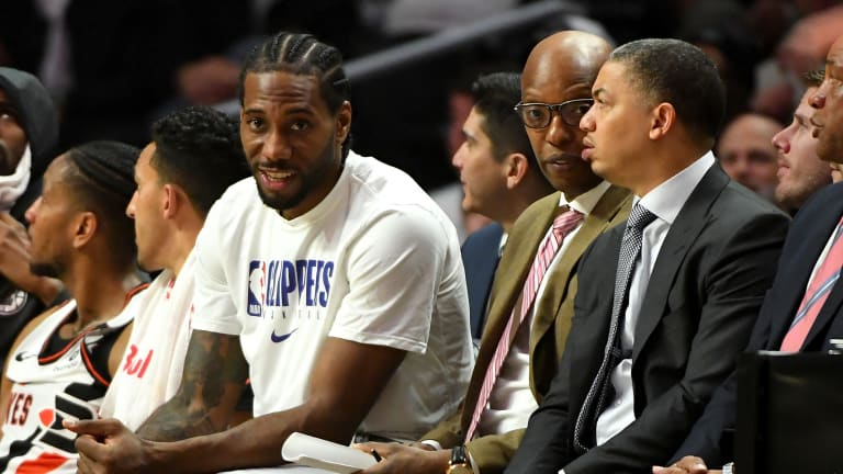 Kawhi Leonard and Paul George Had Meeting with Ty Lue Over Poor Clutch Play