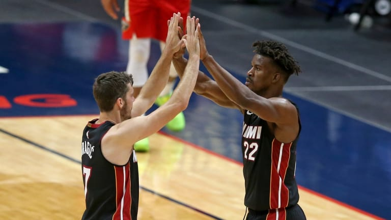 Miami Heat's Jimmy Butler Shows His Worth in Victory Against New Orleans Pelicans