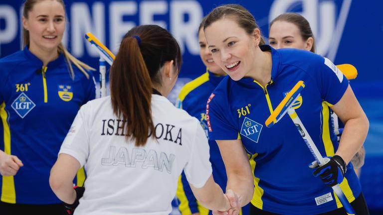 World Women to Calgary Curling Bubble