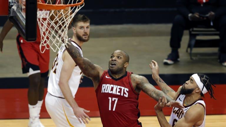 NBA Rumors: Executives Expect Sixers to Land Rockets' P.J. Tucker