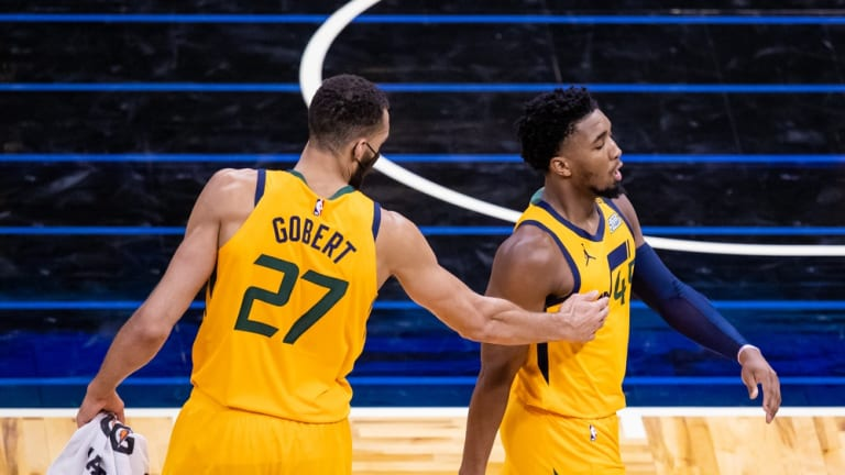 Rudy Gobert, Donovan Mitchell Pay for Critical Comments Following Loss to Sixers