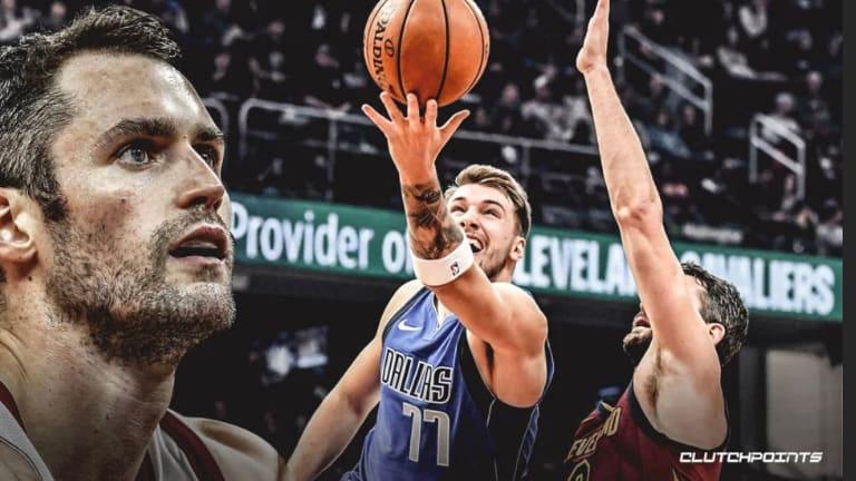 Mavs NBA Trade Target Kevin Love; An 'Almost 3rd Star'?