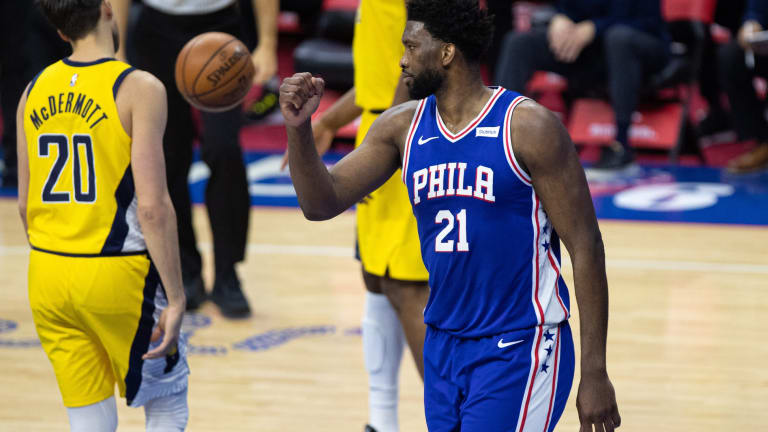 NBA Insider Claims MVP is Sixers' Joel Embiid's 'To Lose'