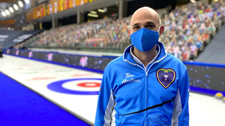 Quebec-Flavored Curling Passion