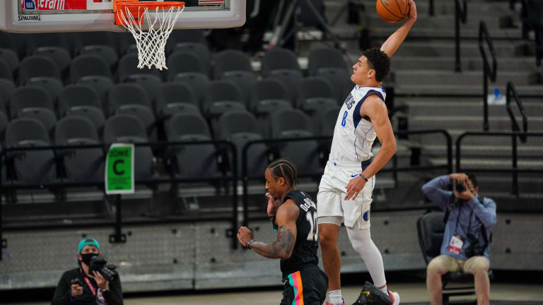 Mavs Rookie Recall: Dallas Adds 2 to Roster