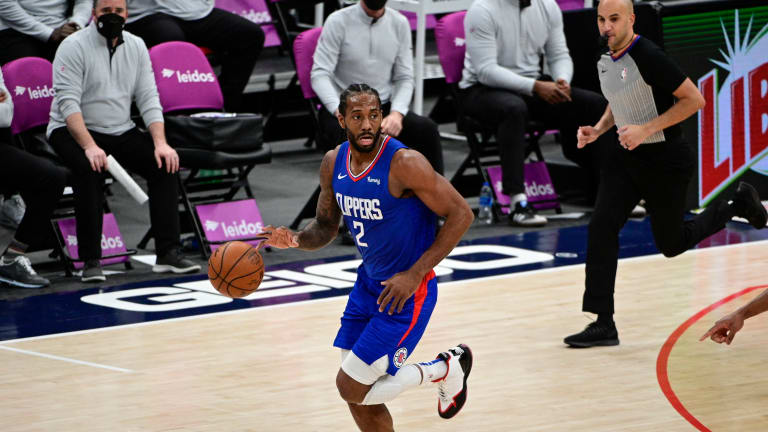 LA Clippers Midseason Grades: Kawhi Leonard