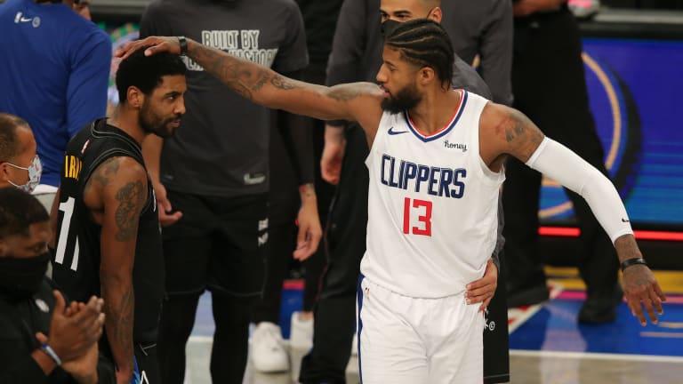 LA Clippers Midseason Grades: Paul George