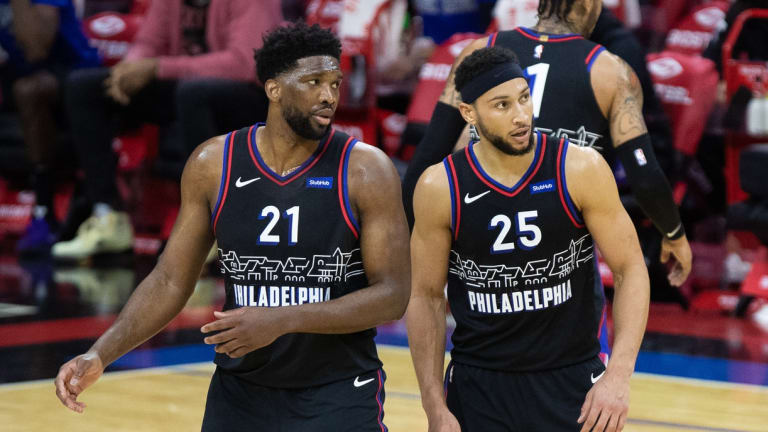 NBA Doesn't Plan to Replace Sixers' Joel Embiid, Ben Simmons for All-Star Game