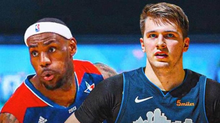 Mavs' Luka Doncic Reveals Retro View On NBA All-Star Format