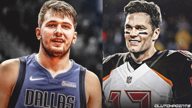 Luka Doncic & Tom Brady: What They Have In Common
