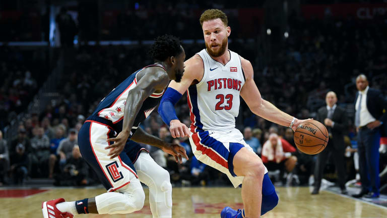 Blake Griffin Reveals Why He Chose Nets over Lakers and Clippers