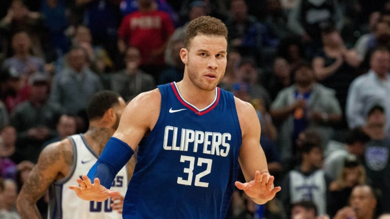 Blake Griffin calls Clipper fans 'some of the most loyal fans'