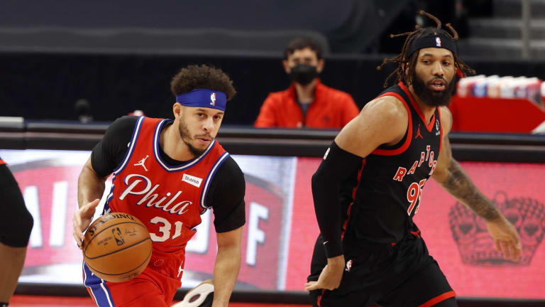 Is Sixers' Doc Rivers Worried About Seth Curry's Scoreless Game vs. Pelicans?