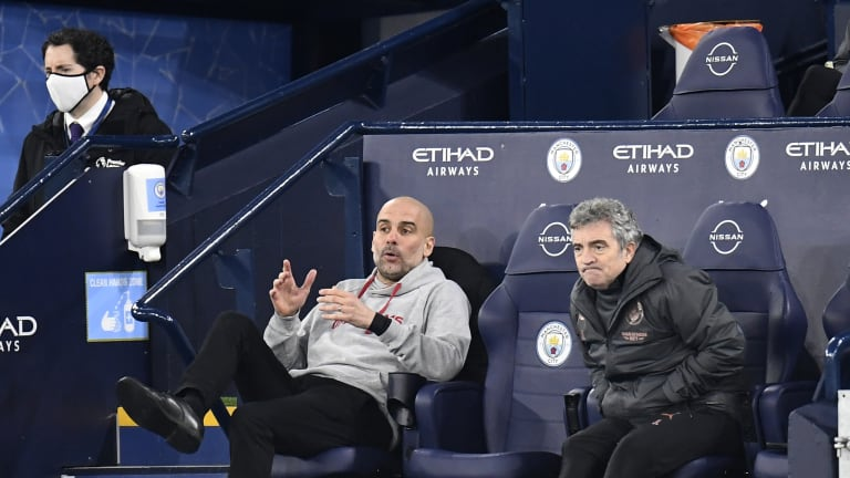 Kevin De Bruyne keeps his place, Gabriel Jesus and Sergio Aguero BOTH on the bench! - Manchester City vs Southampton (Team News)
