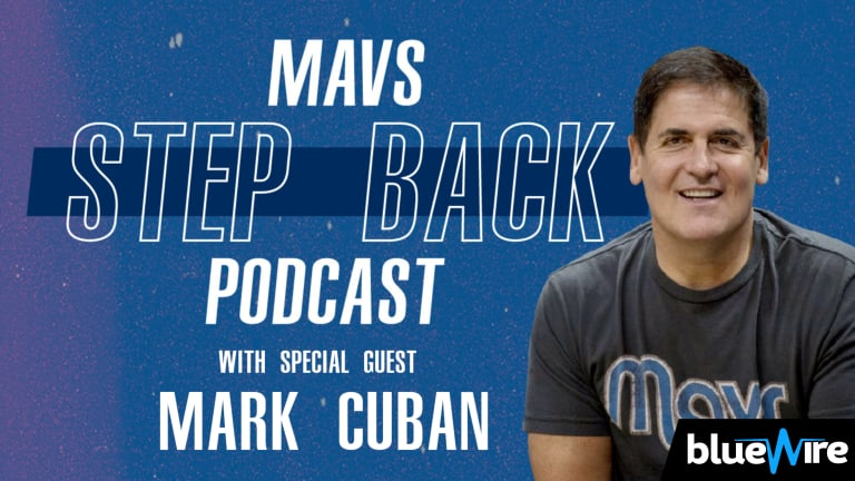 Mavs EXCLUSIVE: Mark Cuban On Trade Ideas - Podcast