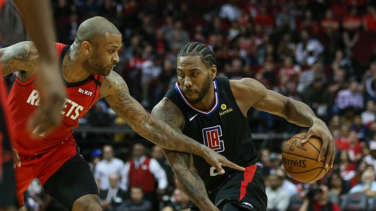 Should the LA Clippers Get Involved in the Houston Rockets' Reported Fire Sale?