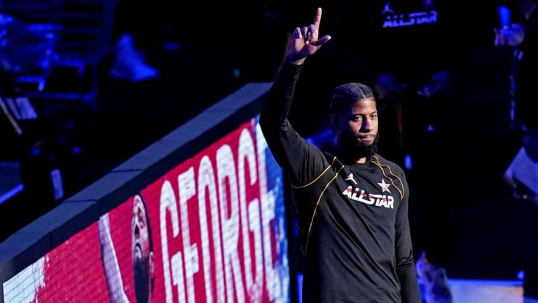 Paul George grateful for All-Star game: 'I don't know how many I have'
