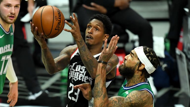 Report: LA Clippers Not Expected to Trade Sixth Man Lou Williams