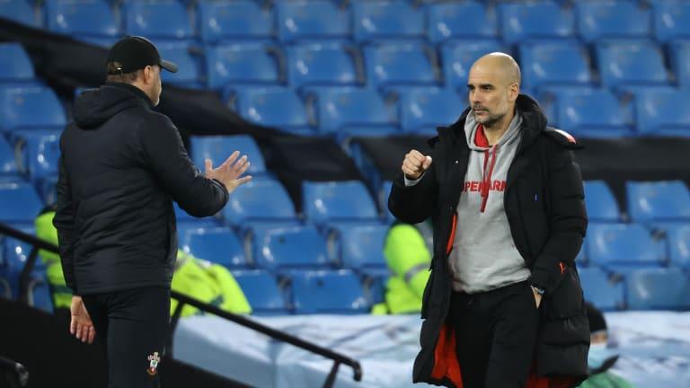 Player Ratings: Manchester City 5-2 Southampton (Premier League)