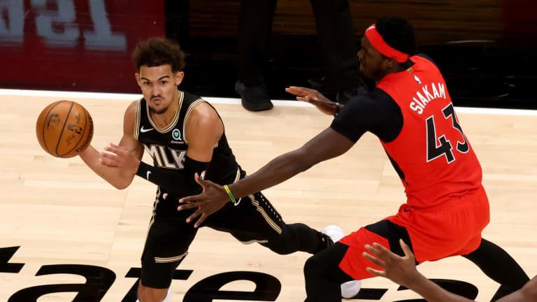 Shorthanded Raptors Start Second Half Schedule As Underdogs Against Hawks