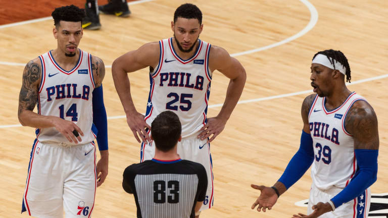 Sixers Use a Gold Chain as Motivation to Put in Extra Work After Games