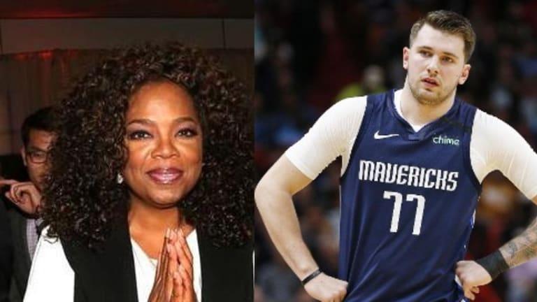 Luka's Lineup, Oprah Vs. NBA, Mavs Hot Jerseys - Whitt's End