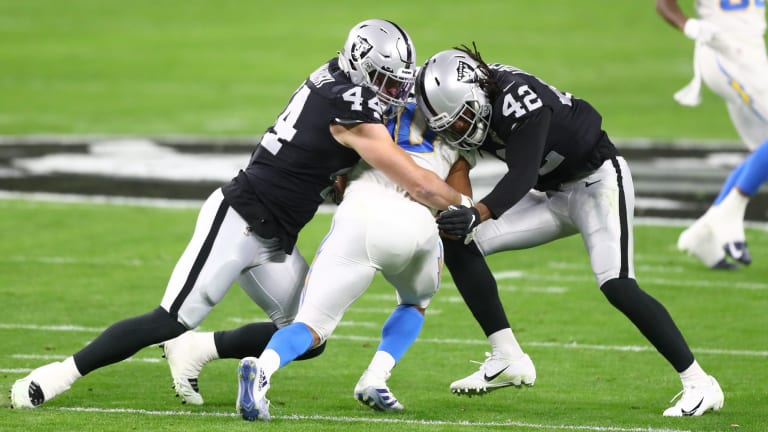 Raiders Clear Additional $7.1 million in Salary Cap