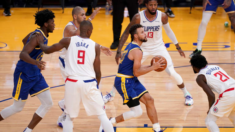 Breaking Down the Clippers' Aggressive Defense On Stephen Curry