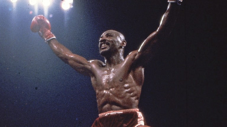 'Hagler Did Things His Own Way': Remembering the Marvelous Marvin Hagler
