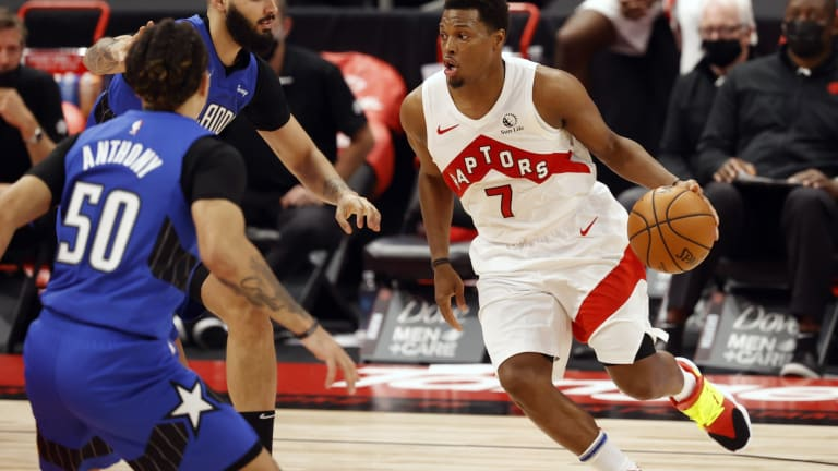 Report: Kyle Lowry's Investments Motivated by More Than Capital Gains