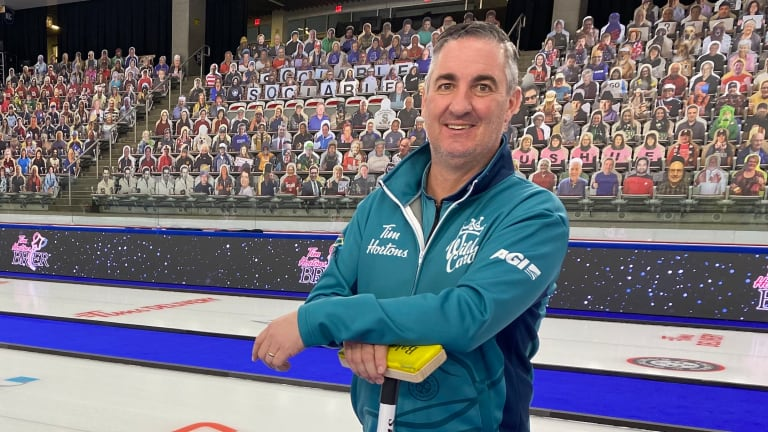 Middaugh Retires Again—Maybe