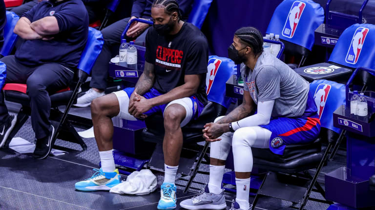 Kawhi Leonard 'very concerned' with Clippers lack of consistency
