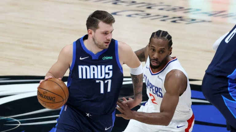 Mavs Lose to Clippers in Chippy Battle
