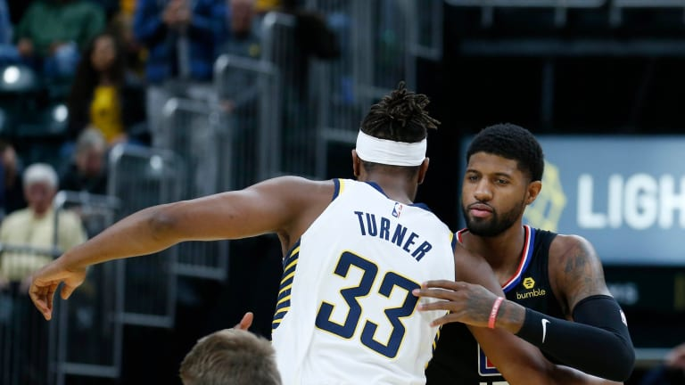 LA Clippers Have Shown Interest in Pacers' Myles Turner